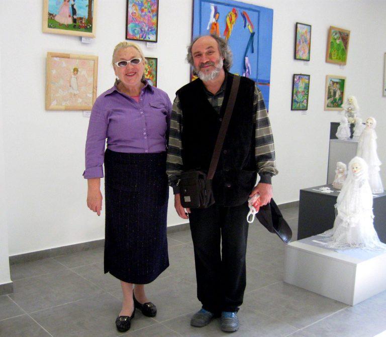 София Кныш и Валерий Франчук