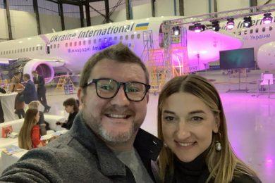 Дима Борисов и Лена Сапунова
