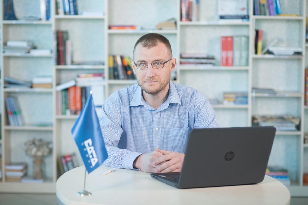 Александр Черноус