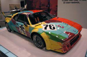 Art Car Энди Уорхола