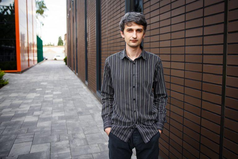 Сергей Клюс