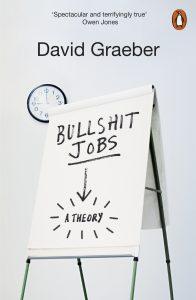 «Дерьмовая работа: теория», Дэвид Гребер