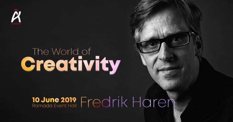 Хотите быть креативными? Вот 5 способов придумать уникальную идею от Фредрика Харена