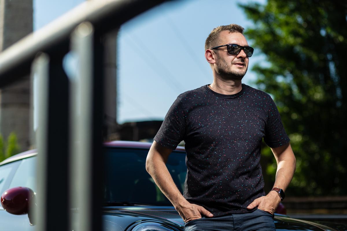 После ухода из Crytek Максим Дембик стал сооснователем студии Frag Lab