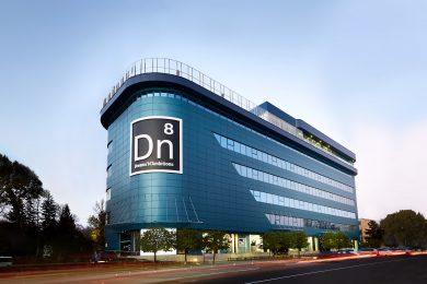 DN8 Shopping Space на улице Дорогожицкой, 8