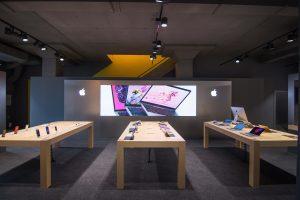 Технику и аксессуары Apple в сети «Цитрус» продают уже десять лет