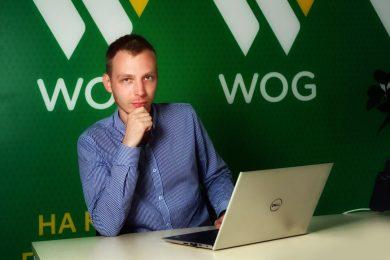 Евгений Черный, WOG