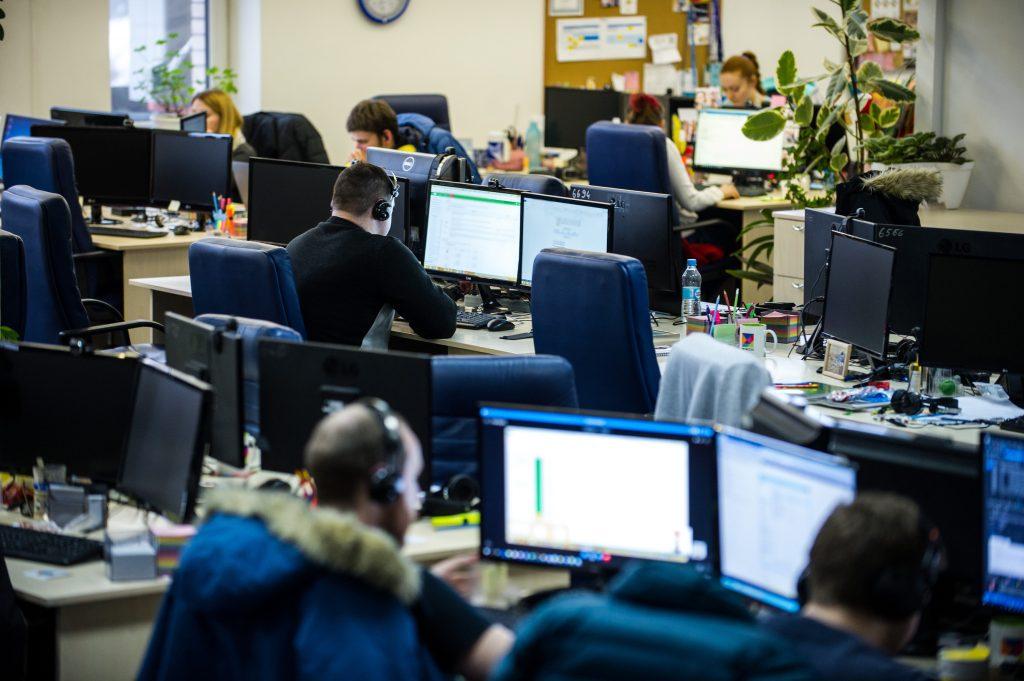 В киевском офисе DataArt работают 370 специалистов