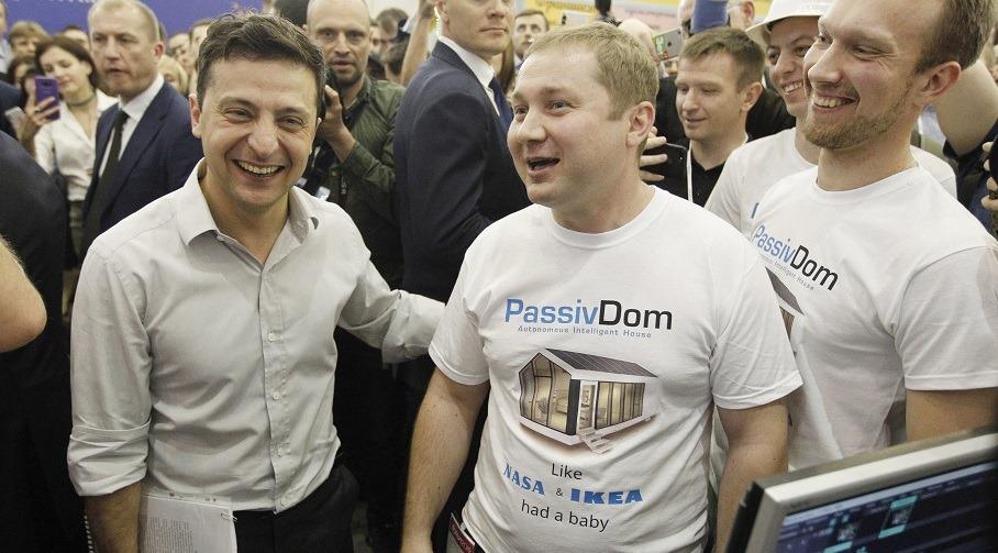 Максим Гербут на iForum