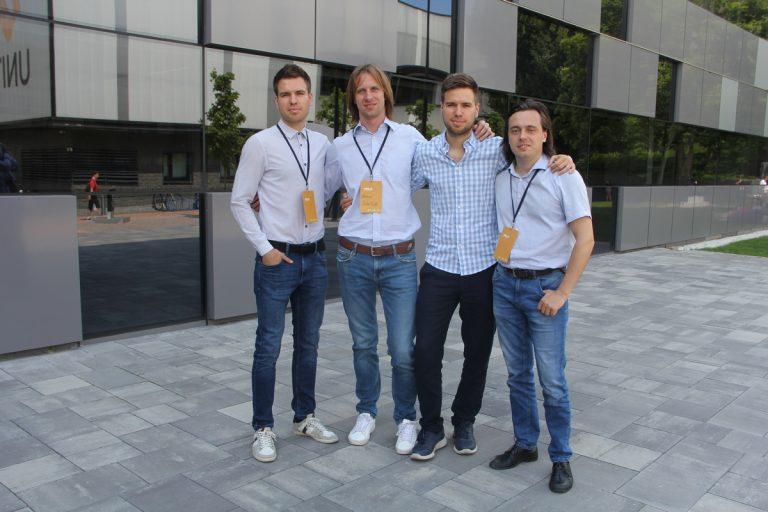 Команда IntelSoft