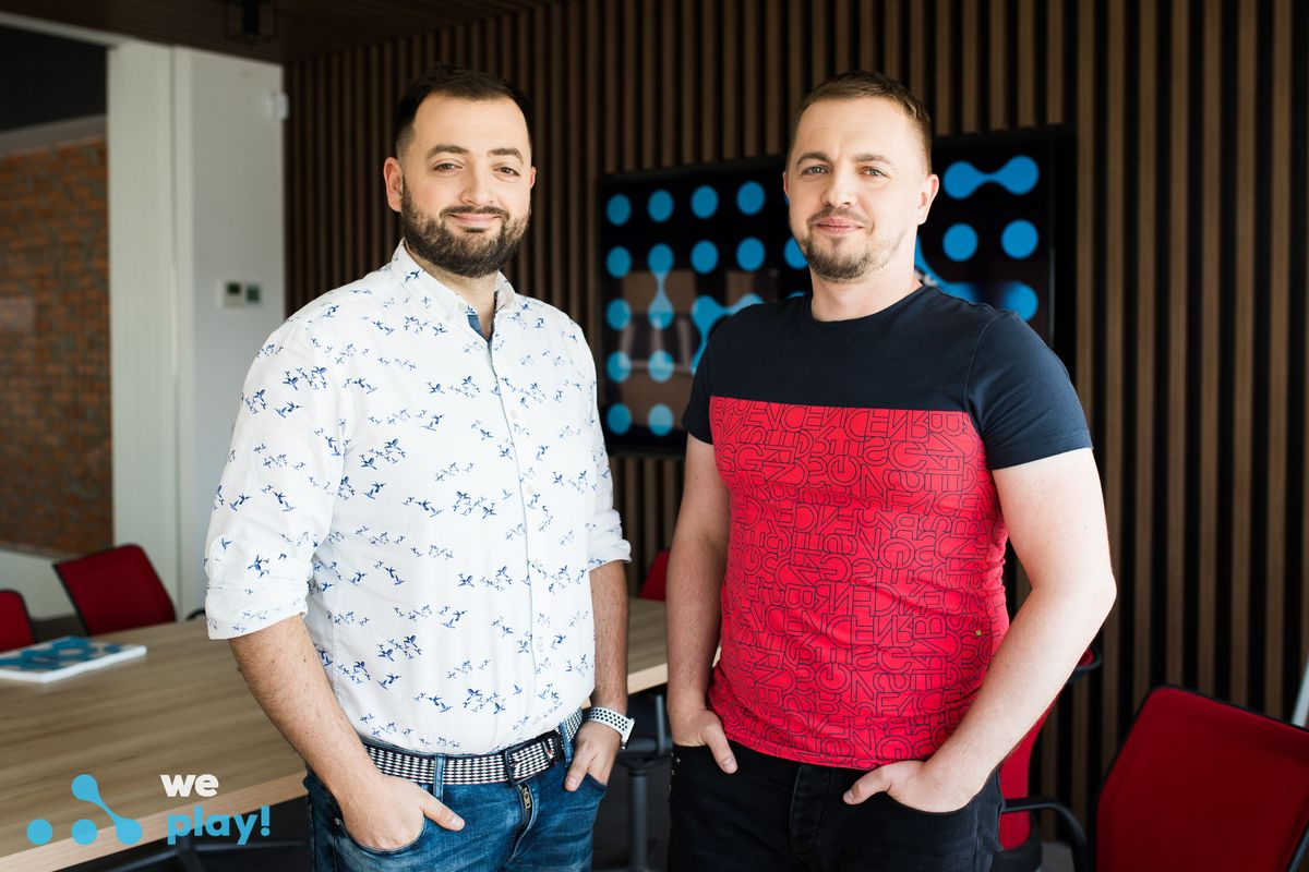 Основатели WePlay!