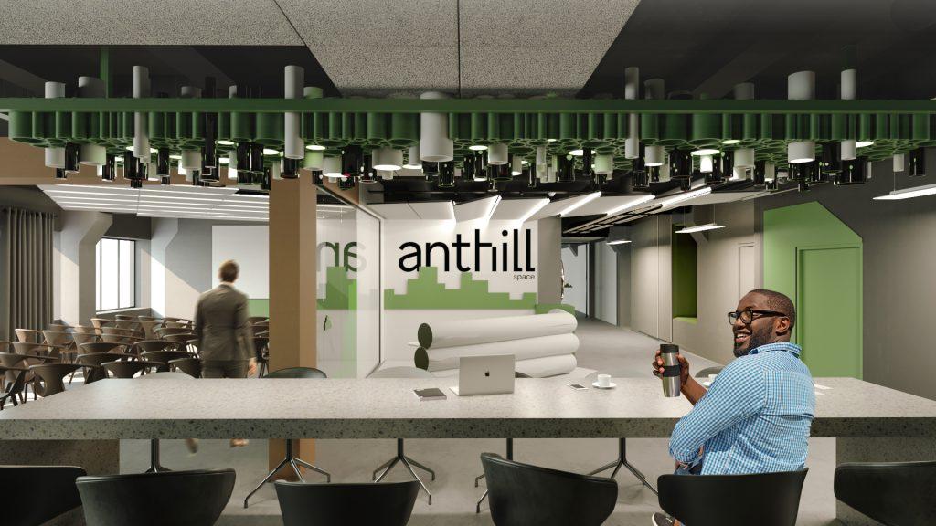 Anthill Space откроют 9 августа