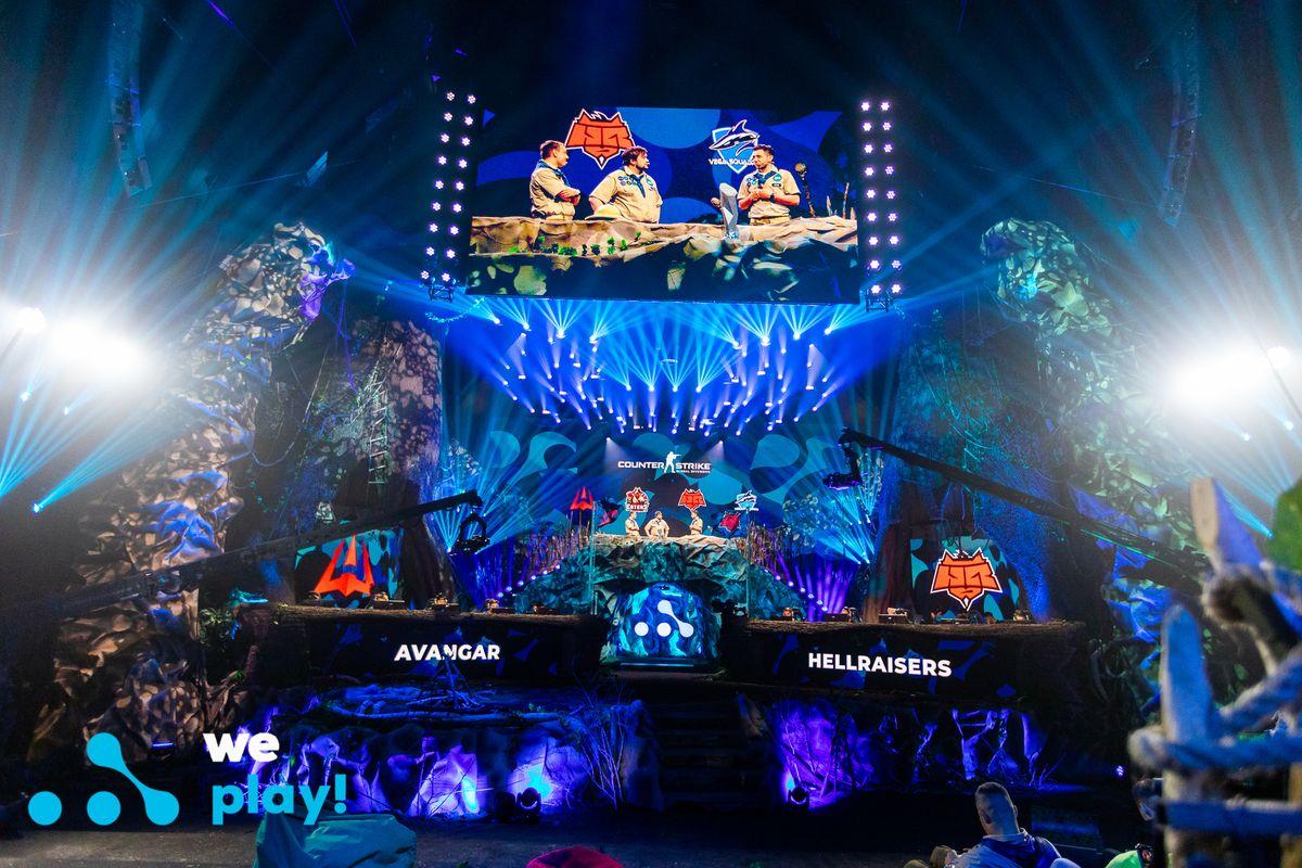 Бюджеты турниров WePlay! доходят до миллиона долларов