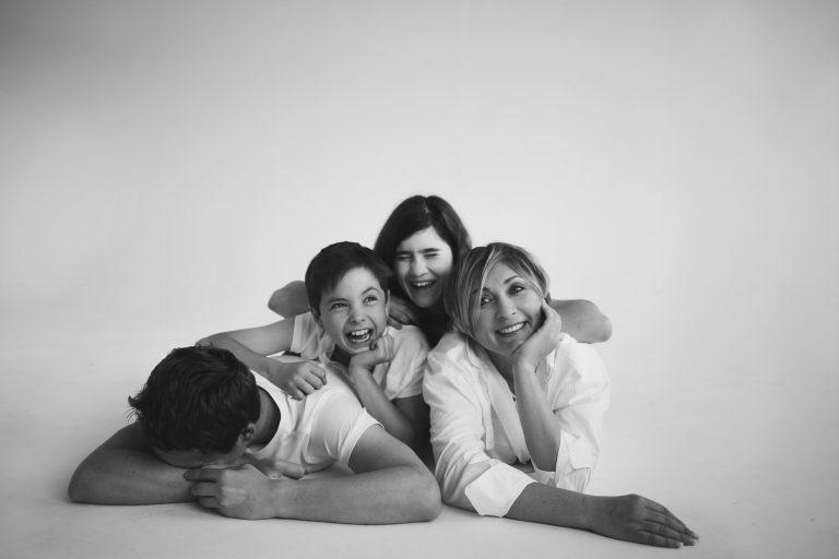 Виктория Тигипко с детьми