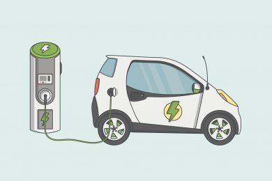 В Украине появятся две зарядные станции Supercharger от Tesla. Они заряжают автомобиль за 15 минут