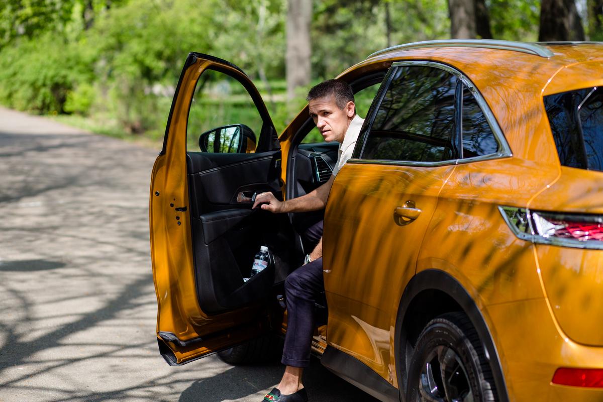 Игорь Абрамович тестировал DS7 Crossback несколько дней