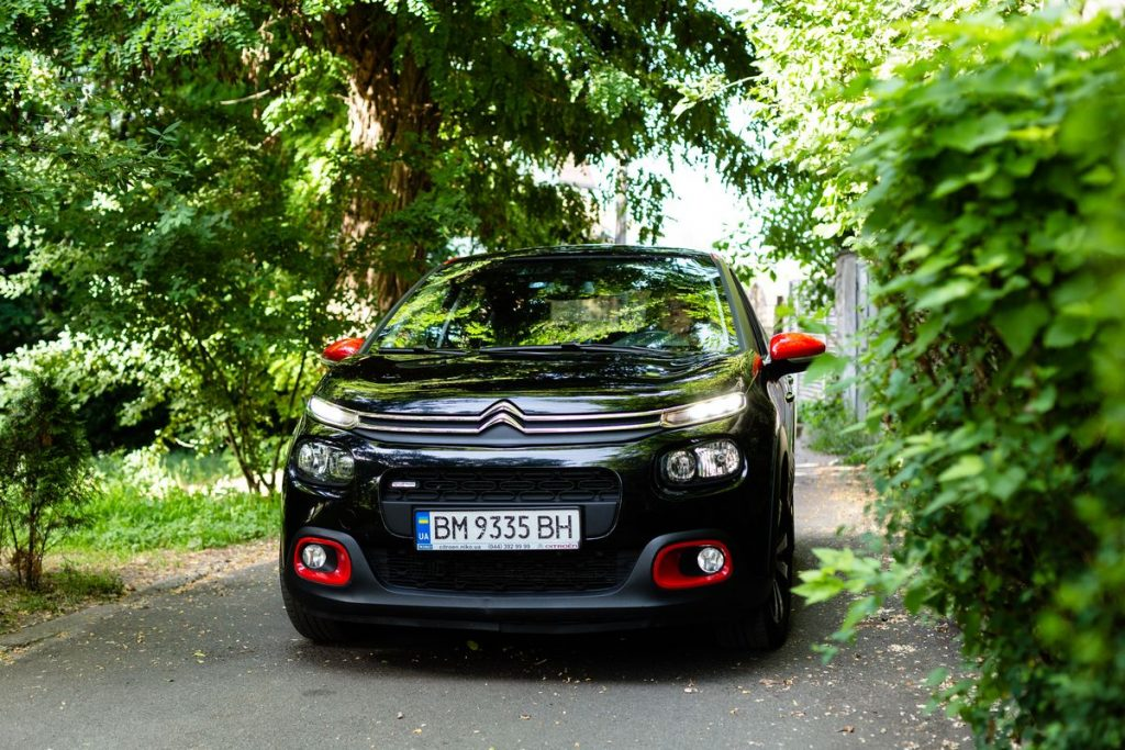 Автомобиль Юлии