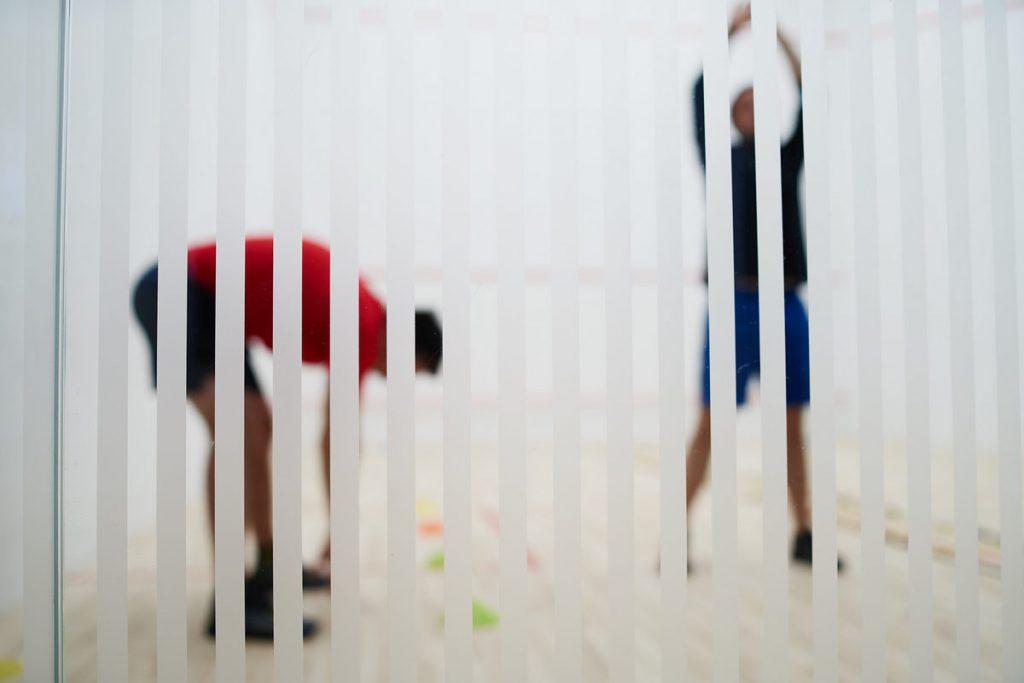 Для Славы Баранского спорт – это способ общения