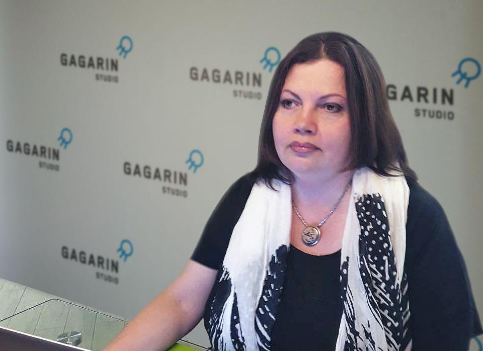 Татьяна Игнатьева, Gagarin studio