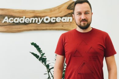 Владимир Поло, AcademyOcean