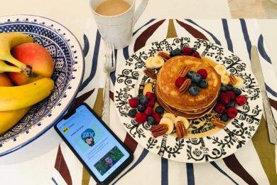 Завтрак Валерия Яковенко