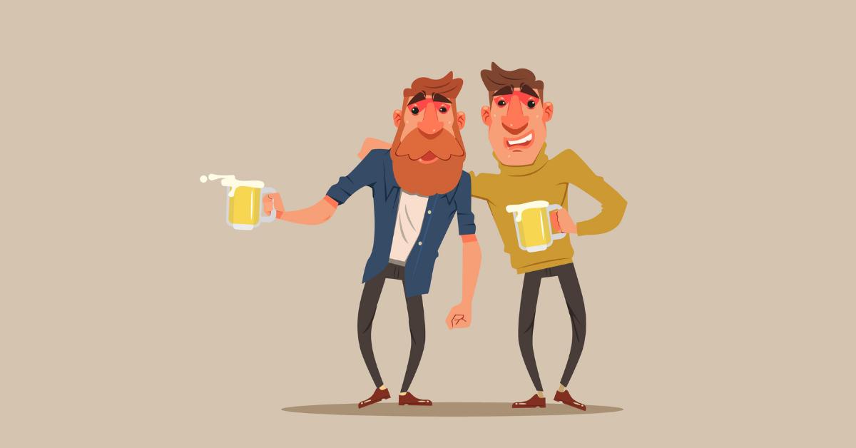 «И тут главный отказался пить». Как я устраивался на  работу в стартап на корпоративе