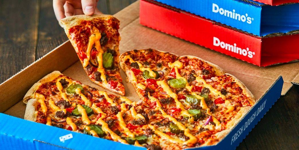 3 причины, почему Domino's растет быстрее, чем все другие пиццерии в мире