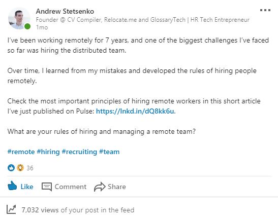 Как использовать LinkedIn для развития бизнеса