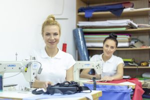 Европа помогает нашим производителям одежды находить клиентов за рубежом. И вот результат!