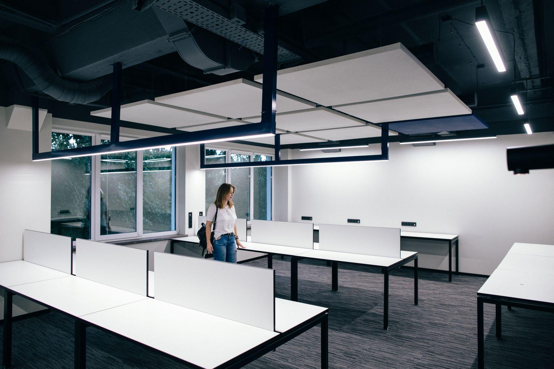 Открытое рабочее пространство в Anthill Space