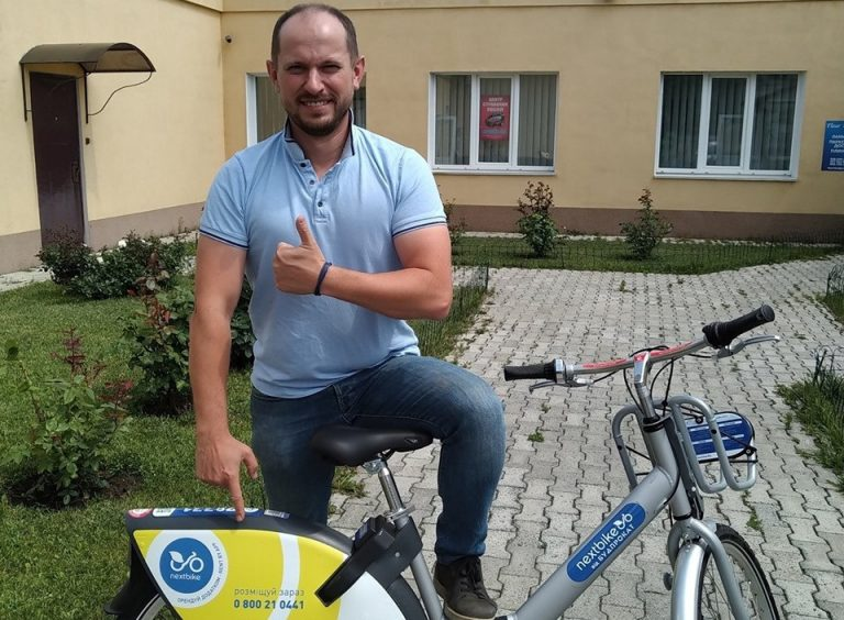 Nextbike Kyiv