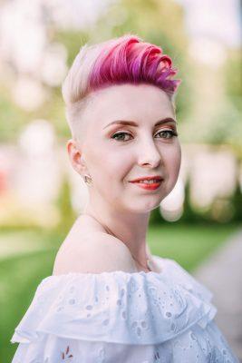 Дарья Волкова, Pink Lions