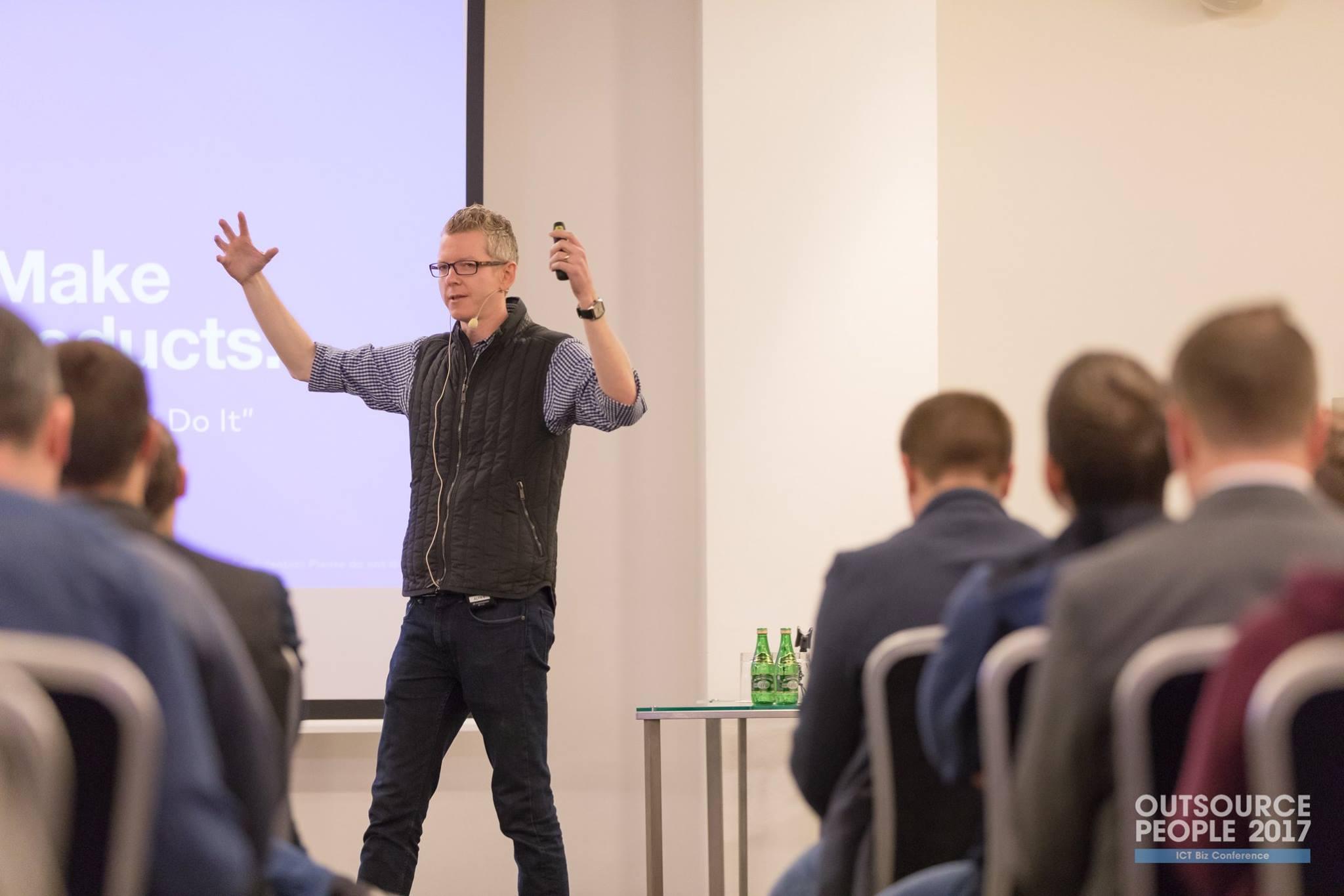 Outsource People 2017 в Кракове