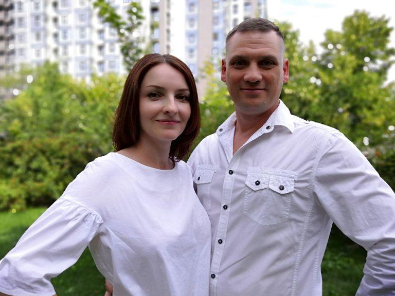 Игорь Джебян и Алла Лаврентьева