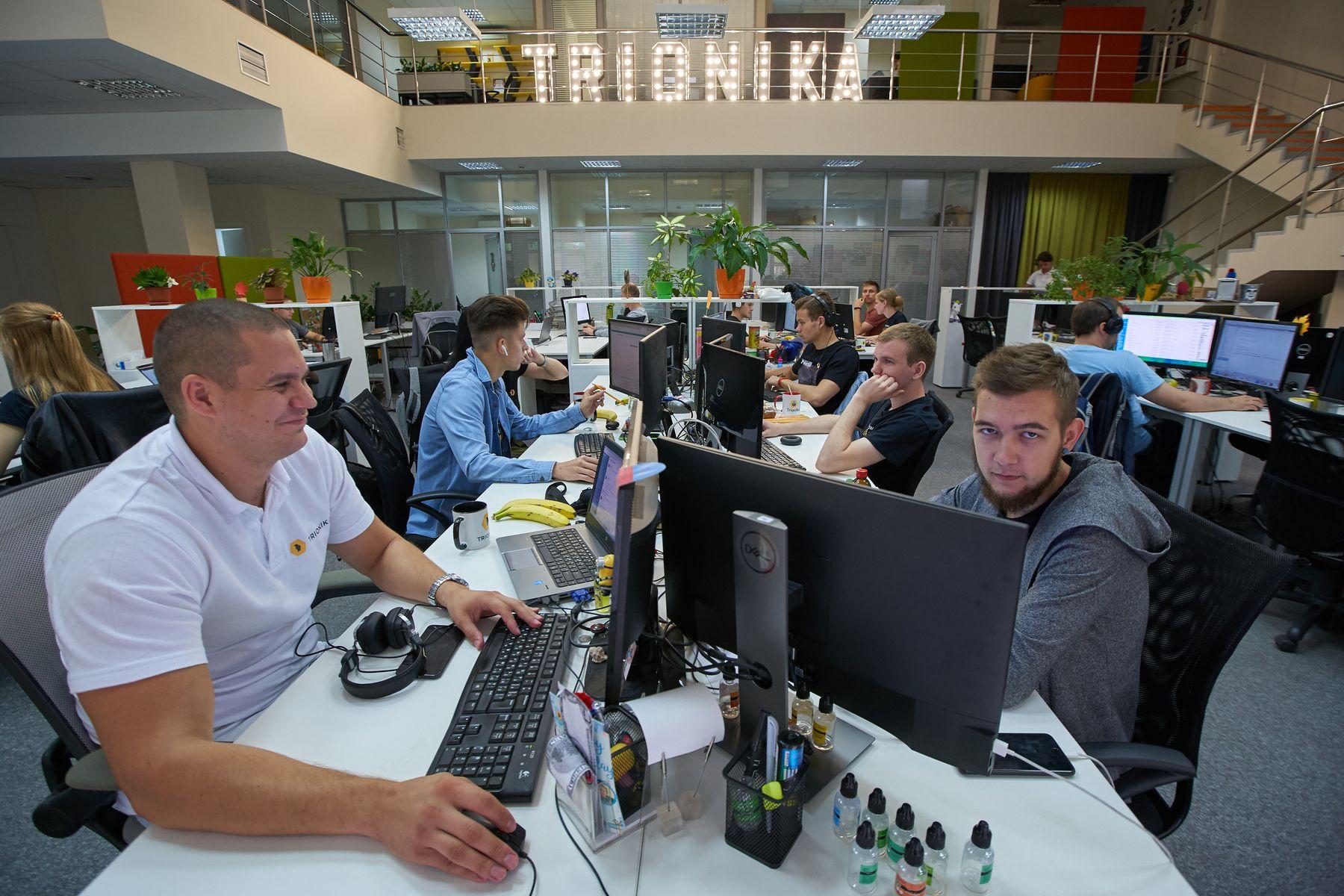 Офис TRIONIKA