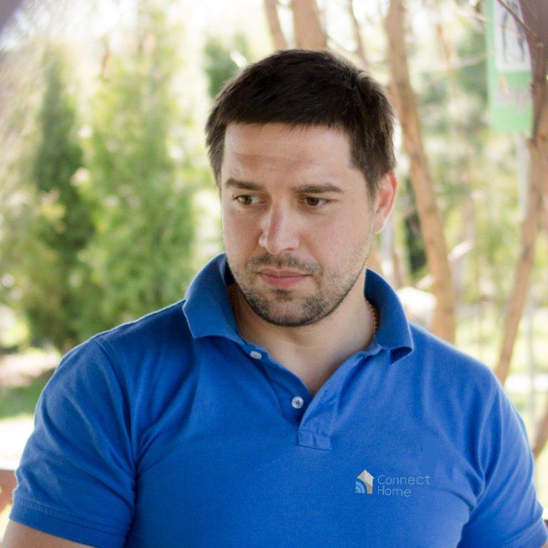 Андрей Рыбалко, основатель ConnectHome