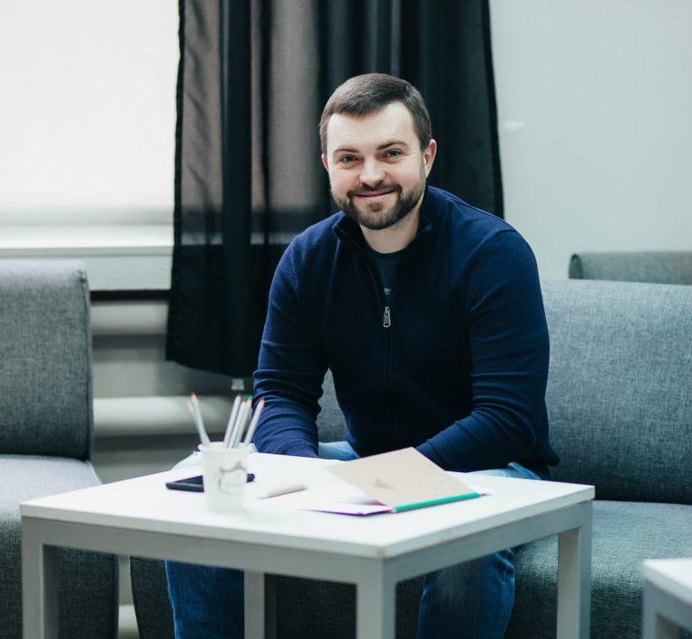 Игорь Шевчик, основатель «Кранмонтаж»