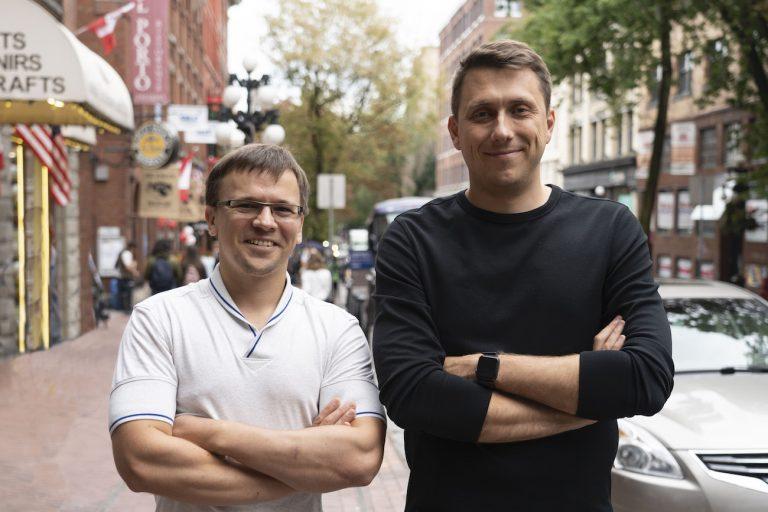 Максим Литвин и Алексей Шевченко