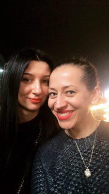 Наталья Кармачева-Незвиcкая и Надежда Борденюк