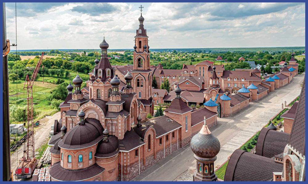 Фото с сайта монастыря http://sio.org.ua