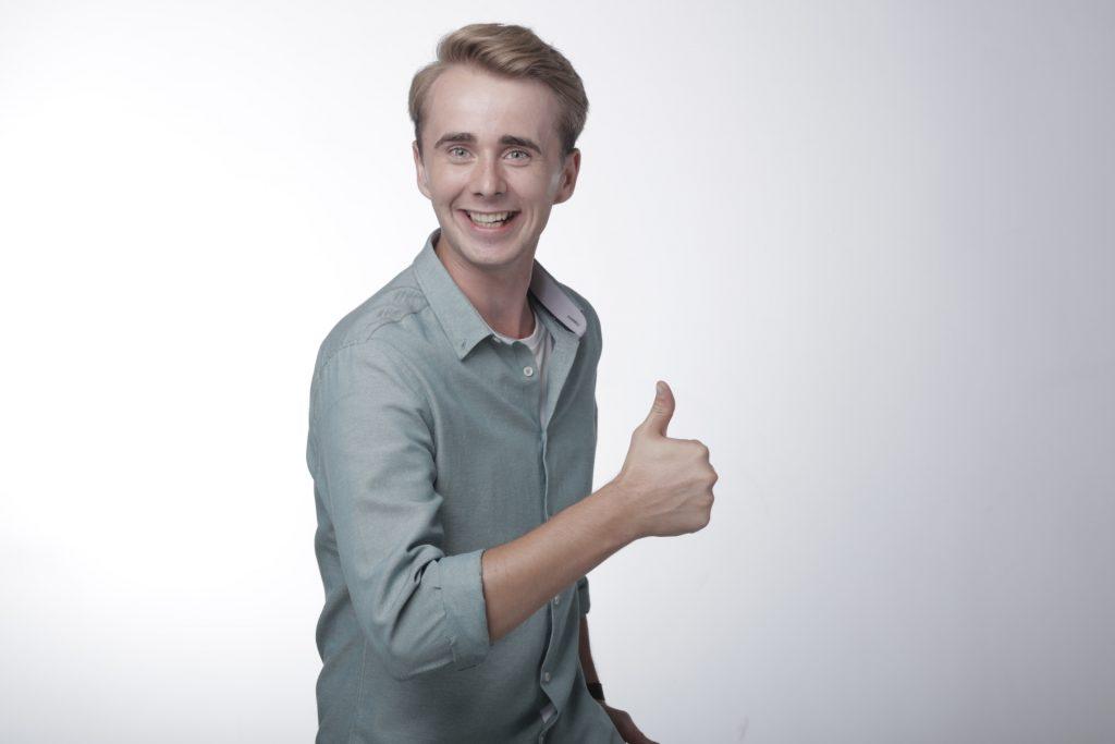Главный герой видеоролика – Виталик