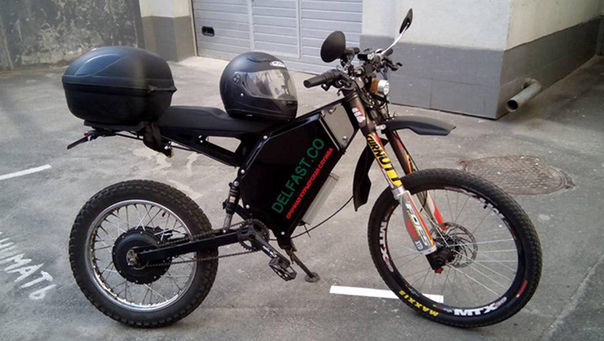 Велосипед Delfast