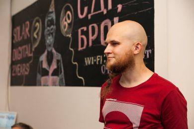 Дмитрий Мамонтов, SOLAR Digital