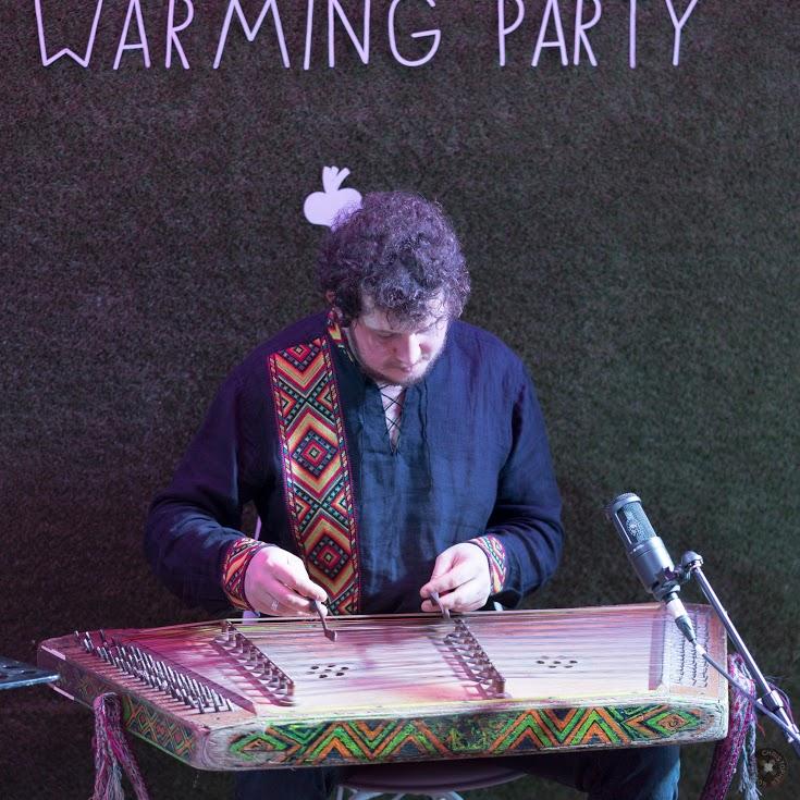 Warming party — вечеринка в честь открытия Beetroot в Ивано-Франковске