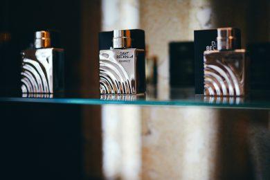 Как мы придумывали дизайн духов для Дэвида Бекхэма. Опыт украинского агентства