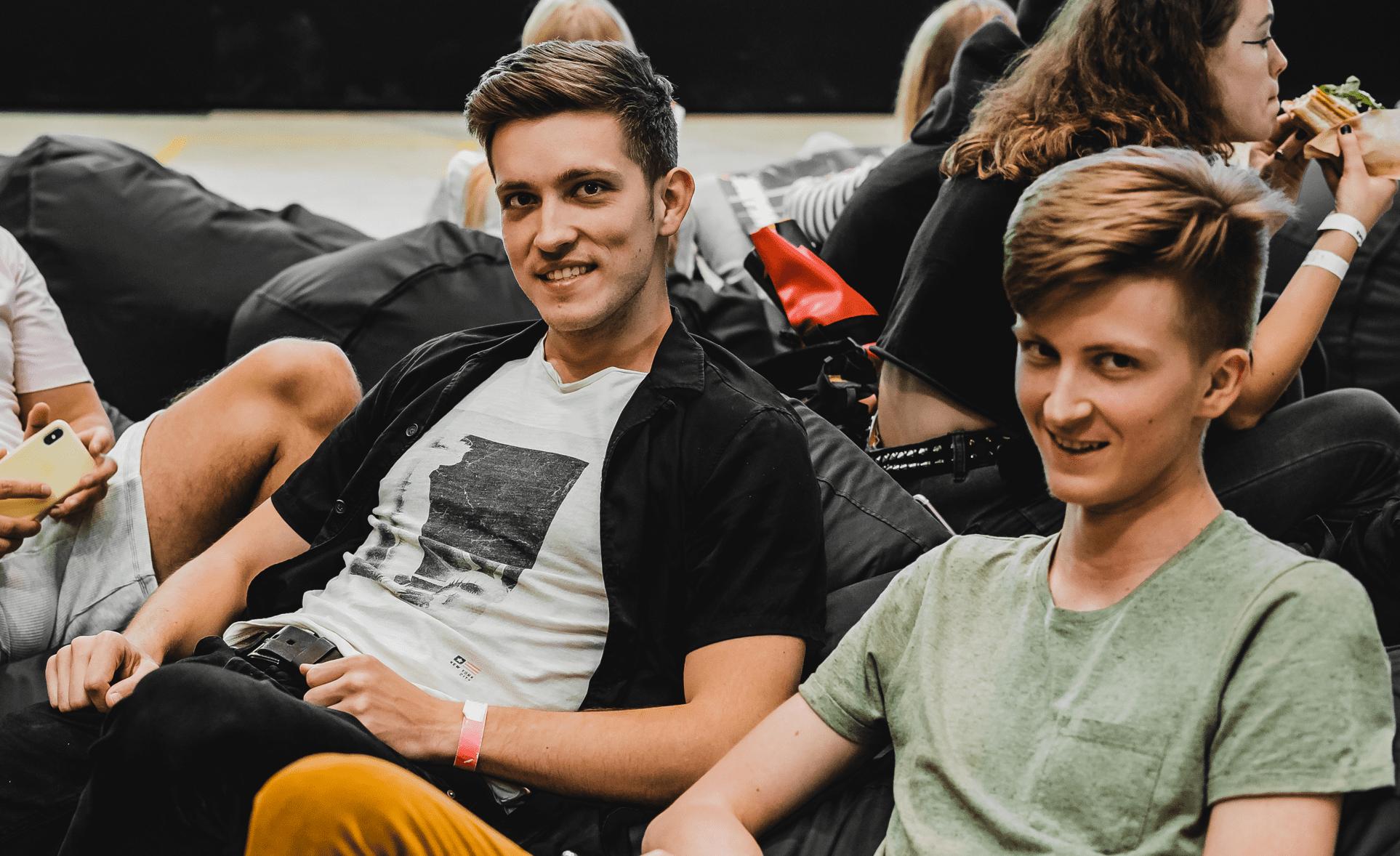 Александр и Алексей Сурины