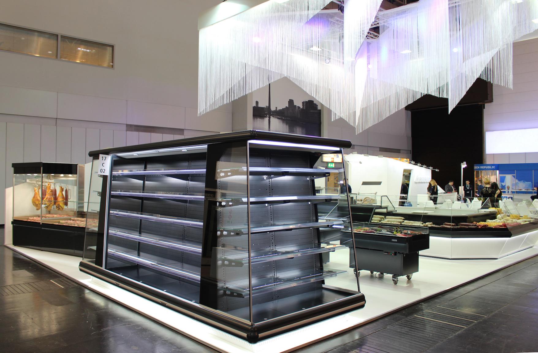 Оборудование компании «Айсберг» на выставке EuroShop в Германии