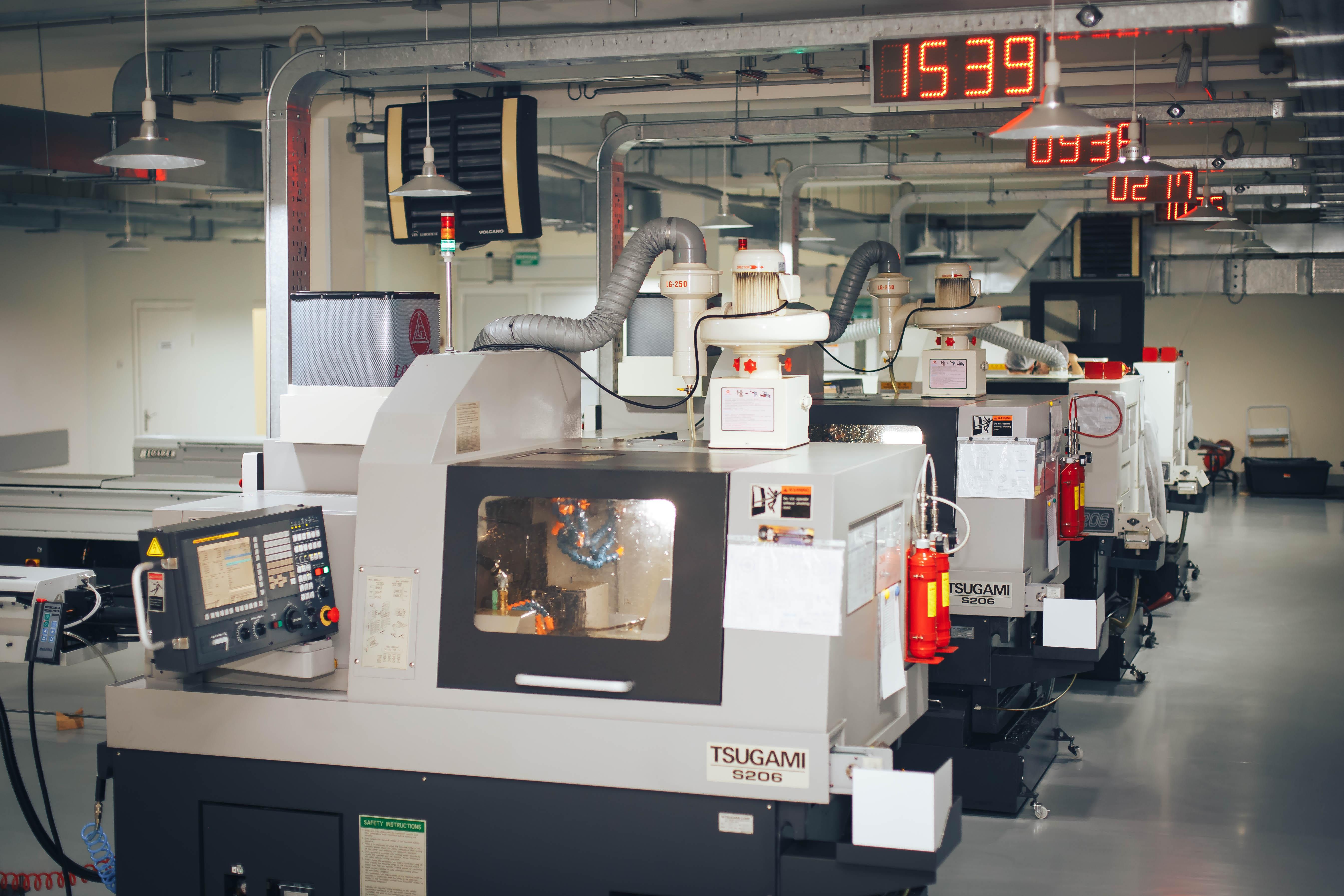 ABM Technology – завод по производству зубных имплантатов