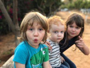 Дети Андрея Петрова. Фото из личного архива