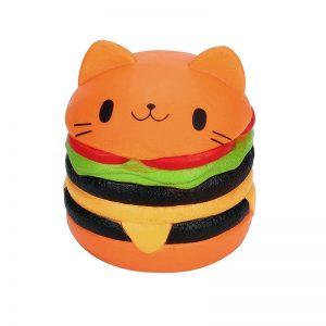 Гамбургер-кот. Фото: antistres.com.ua
